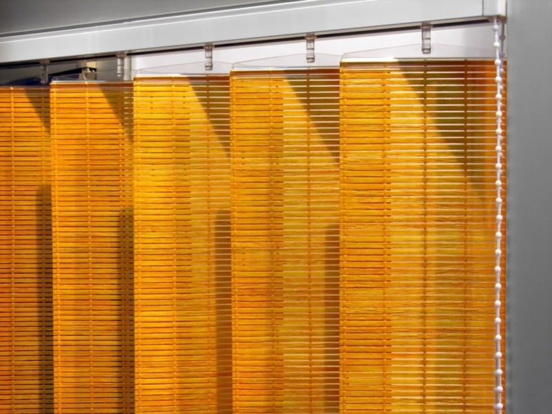 Window Covering Alternatives For Replacing Vertical Blinds