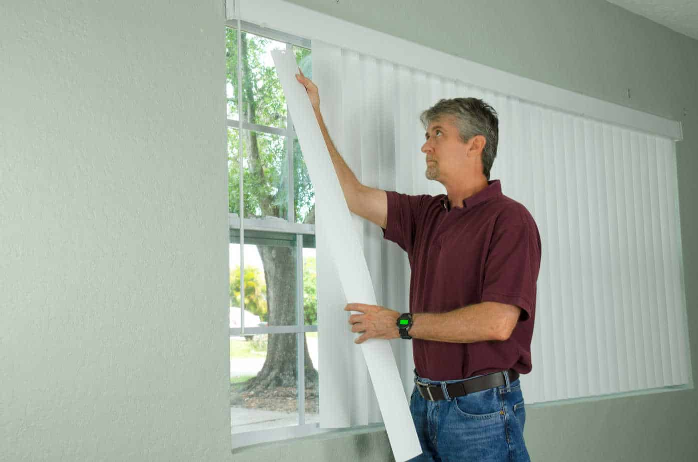 A Diy Guide For Fixing Bent Vertical Blinds